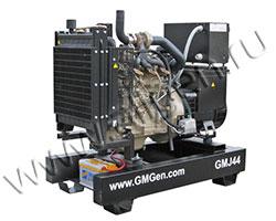 Дизельный генератор GMGen GMJ44 (35 кВт)