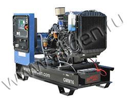 Дизельный генератор GMGen GMM16 (13 кВт)