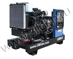 Дизельный генератор GMGen GMM33 (28 кВт)
