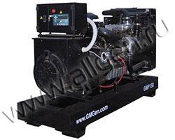 Дизель электростанция GMGen GMP150 мощностью 150 кВА (120 кВт) на раме
