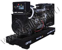 Дизельный генератор GMGen GMP165EC (132 кВт)