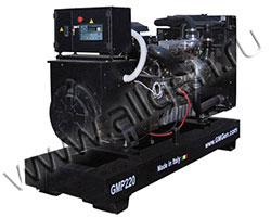 Дизельный генератор GMGen GMP220 (220 кВА)