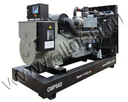 Дизельный генератор GMGen GMP660 (660 кВА)