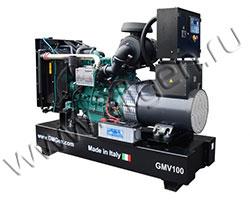 Дизельный генератор GMGen GMV100 (76 кВт)
