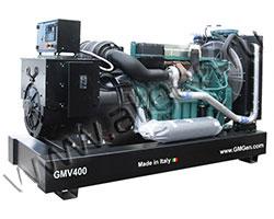Дизельный генератор GMGen GMV385 (385 кВА)