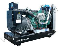 Дизельный генератор GMGen GMV500 (400 кВт)