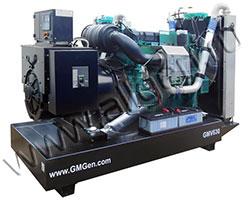 Дизельный генератор GMGen GMV630 (504 кВт)