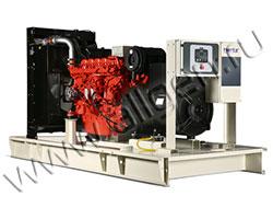Дизель электростанция HERTZ HG145DM мощностью 143 кВА (114 кВт) на раме
