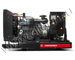 Дизель электростанция Himoinsa HFW-100 T5 мощностью 107 кВА (86 кВт) на раме