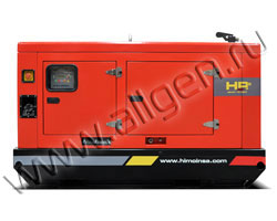 Дизельный генератор Himoinsa HRFW-50 T5 (44 кВт)