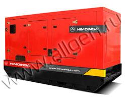 Дизель генератор Himoinsa HRVW-355 T5 мощностью 400 кВА (320 кВт) в шумозащитном кожухе