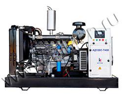 Дизельный генератор Исток АД120С-Т400 (132 кВт)