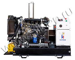 Дизельный генератор Исток АД8С-О230 на раме