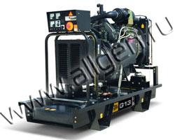 Дизельный генератор JCB G8X (QX) на раме