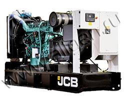 Дизельный генератор JCB G275S (QS) (220 кВт)