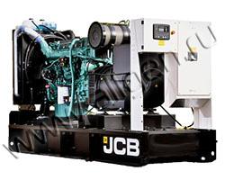 Дизельный генератор JCB G440S (QS) (352 кВт)