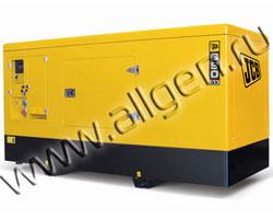 Дизельная электростанция JCB G90X (QX) с наработкой