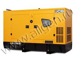 Дизельный генератор JCB G115QS (115 кВА)