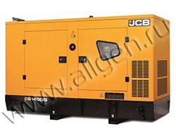 Дизельный генератор JCB G140QS (140 кВА)