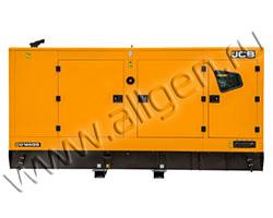 Дизельный генератор JCB G165QS (132 кВт)