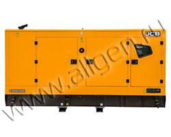 Дизельный генератор JCB G220QS (220 кВА)