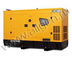 Дизельный генератор JCB G90QS (76 кВт)