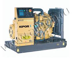 Дизельный генератор Kipor KDE20E3 мощностью 15 кВт