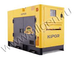 Дизельный генератор Kipor KDE23SS3 мощностью 16 кВт