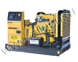 Дизельный генератор Kipor KDE40E3 мощностью 32 кВт