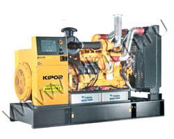 Дизель электростанция Kipor KDE430E3 мощностью 412 кВА (330 кВт) на раме