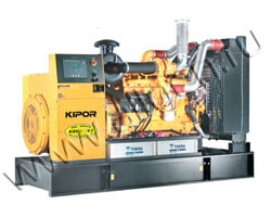 Дизельный генератор Kipor KDE470E3 (453 кВА)