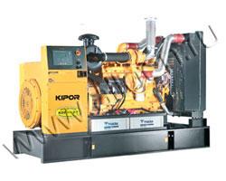 Дизельный генератор Kipor KDE650E3 (495 кВт)