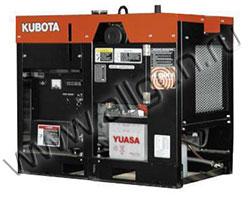 Дизельный генератор Kubota J320 мощностью 18 кВт