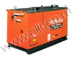 Дизельный генератор Kubota KJ-T180VX мощностью 16 кВт
