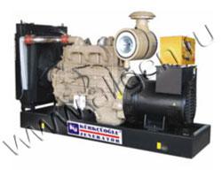 Дизельный генератор Kurkcuoglu KJP500 (400 кВт)