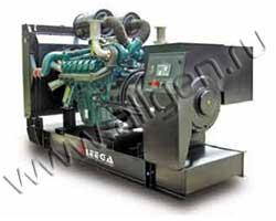 Дизельный генератор Leega LG 165DE (132 кВт)