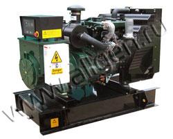 Дизельный генератор Lister Petter LLG100 (80 кВт)