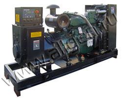 Дизельный генератор Lister Petter LLO200/225 (198 кВт)