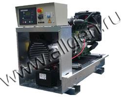Дизельный генератор Lister Petter LHV6 мощностью 5 кВт