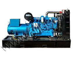 Дизельный генератор MGE AD200 (Baudouin) (220 кВт)