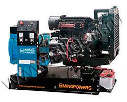 Дизельный генератор MingPowers M-C30 (30 кВА)