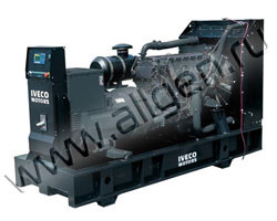 Дизельный генератор Mobil-Strom IK-350 / IS-350 (385 кВА)