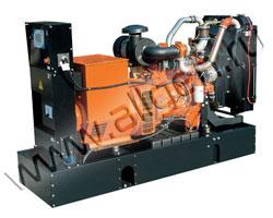 Дизель электростанция Mobil-Strom IK-80 / IS-80 мощностью 88 кВА (70 кВт) на раме