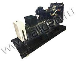 Дизель электростанция MOS АД-150С-Т400 мощностью 206 кВА (165 кВт) на раме