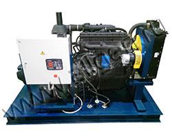 Дизельный генератор MOS АД-30С-Т400 (33 кВт)