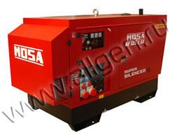 Дизельный генератор MOSA GE 125 JSX (120 кВА)