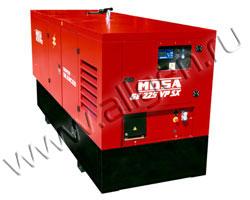 Дизельный генератор MOSA GE 225 VSX (220 кВА)