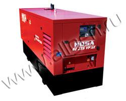 Дизельный генератор MOSA GE 275 VSX (220 кВт)