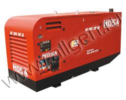Дизельный генератор MOSA GE 385 FSX (385 кВА)