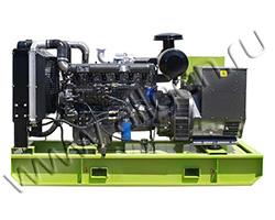Дизель электростанция MOTOR АД108-Т400-CU мощностью 149 кВА (119 кВт) на раме